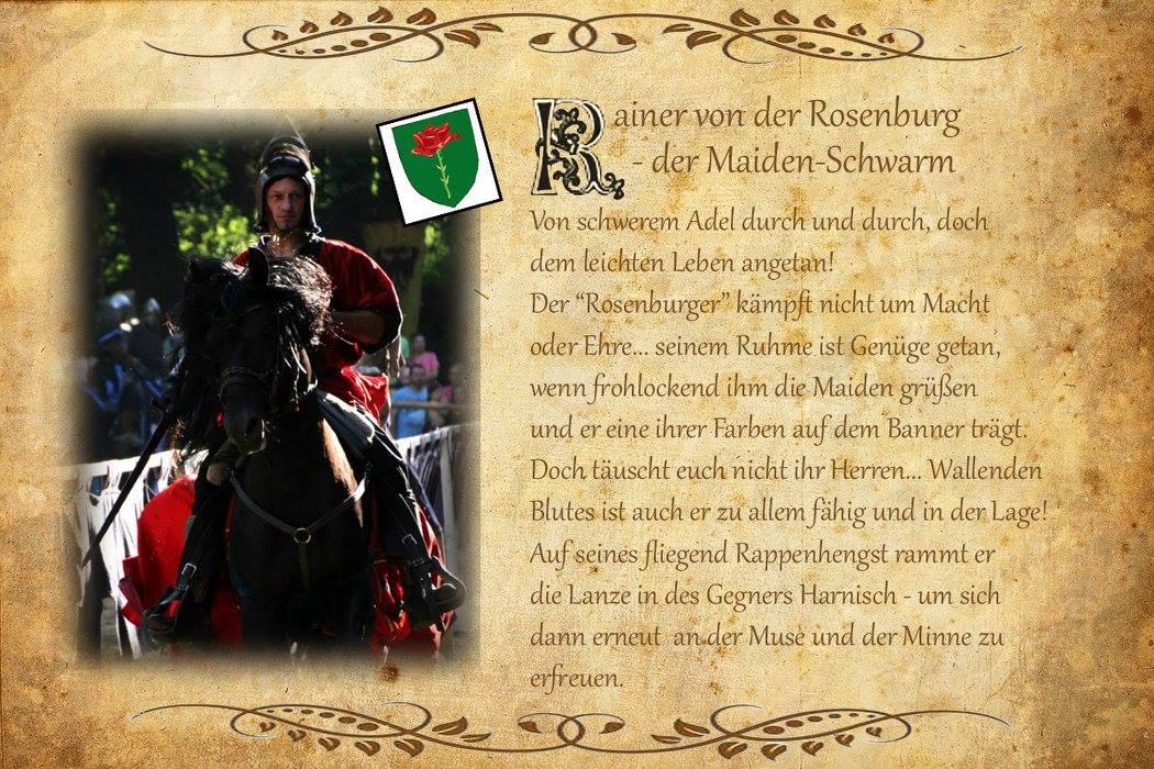 Rainer von der Rosenburg