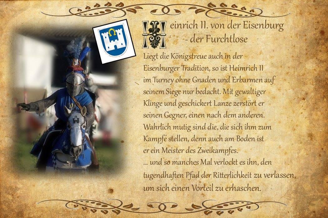 Heinrich II von der Eisenburg