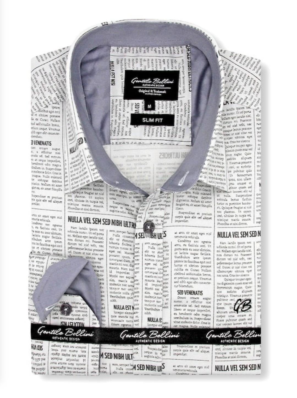 De 10 leukste bijzondere overhemden voor heren