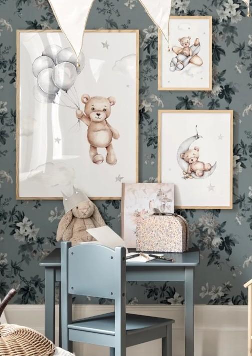 De leukste muurdecoratie voor de babykamer