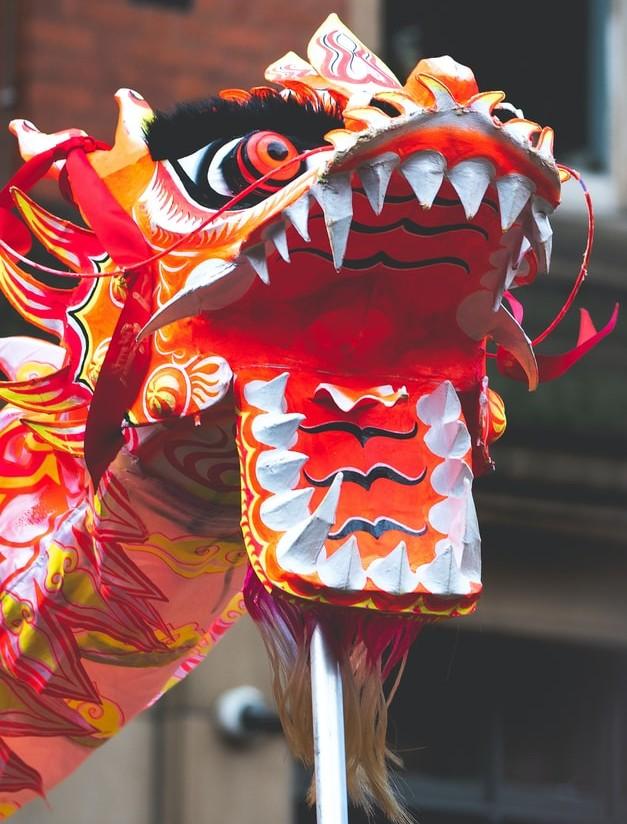 Hoe vieren de Chinezen het nieuwjaar?