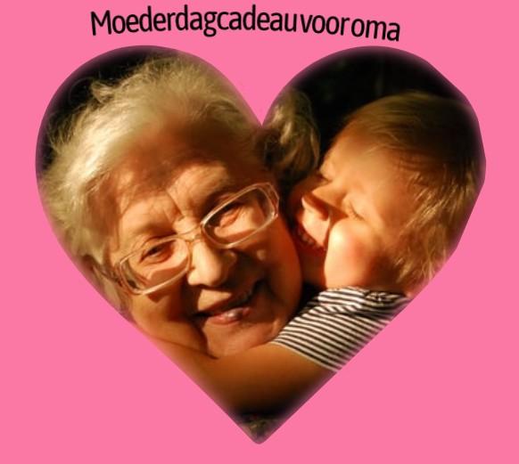 moederdag cadeau oma- inspiratie, tips en ideeën