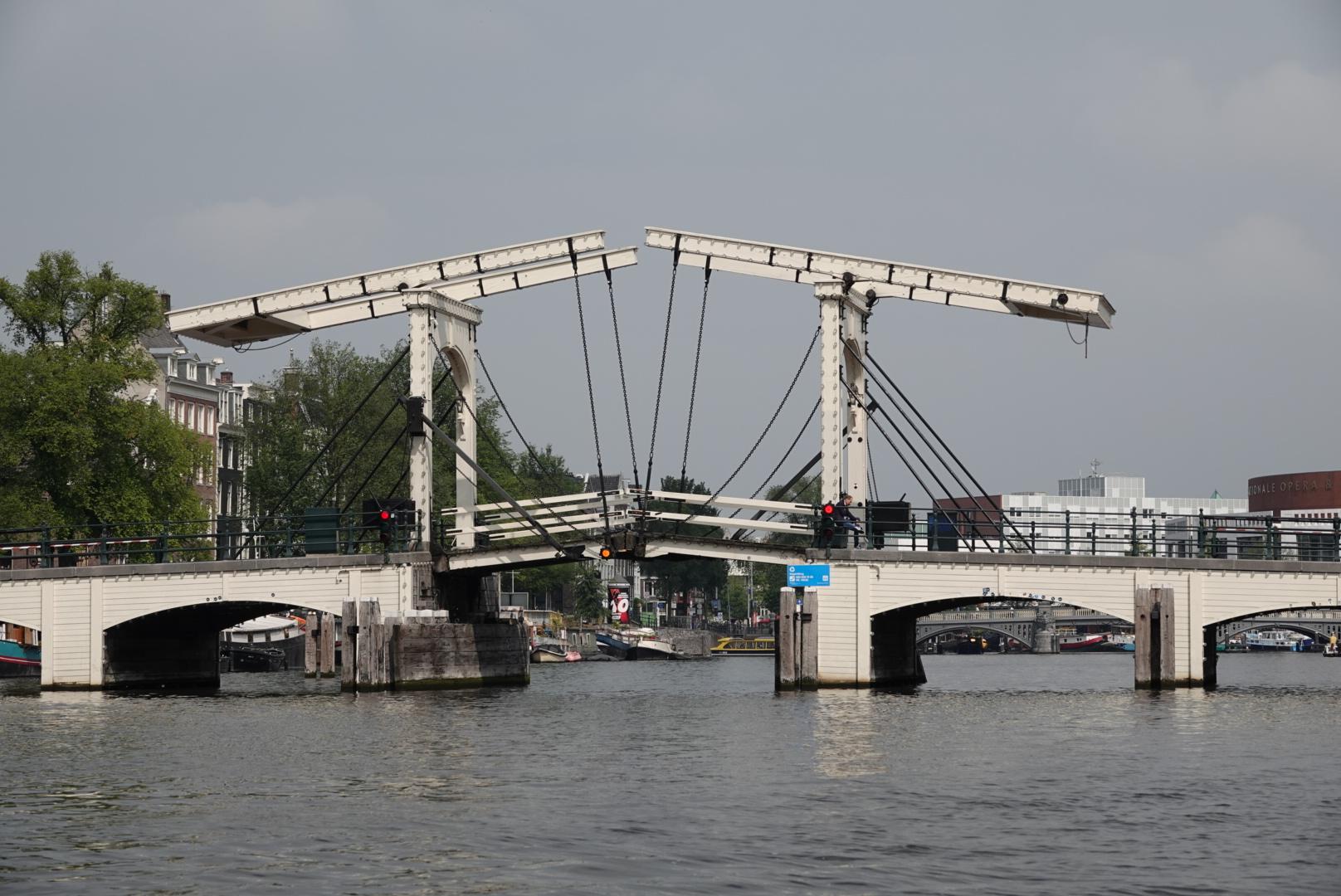 Leuk gezinsuitje - Dagje varen Amsterdam