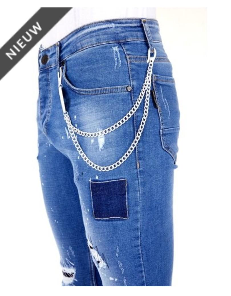 Met deze tip scheurt je ripped jeans niet heel erg uit!