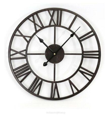 grote stoere klokken voor in de woonkamer