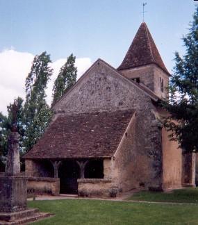 8 Eglise Nohant