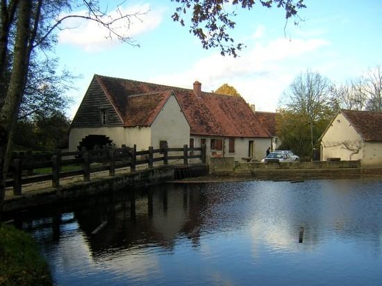 7 Moulin d'Angibault Montipouret