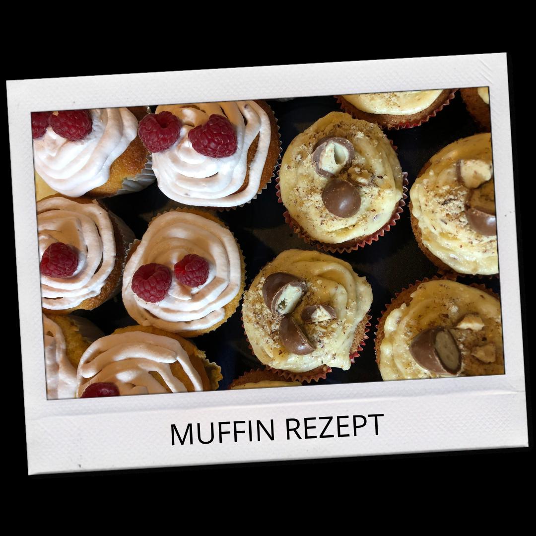 Rezept - Ölkuchenteig & Muffins