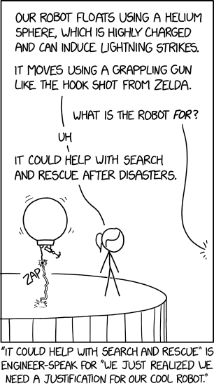 xkcd: degrees