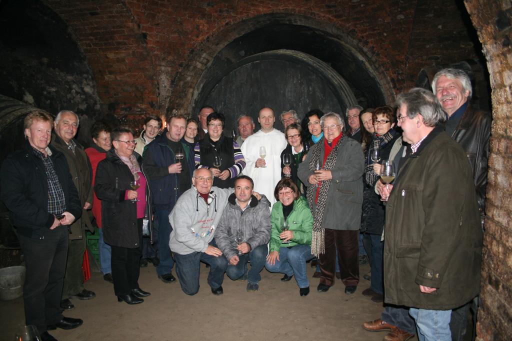 Weintaufe 2009