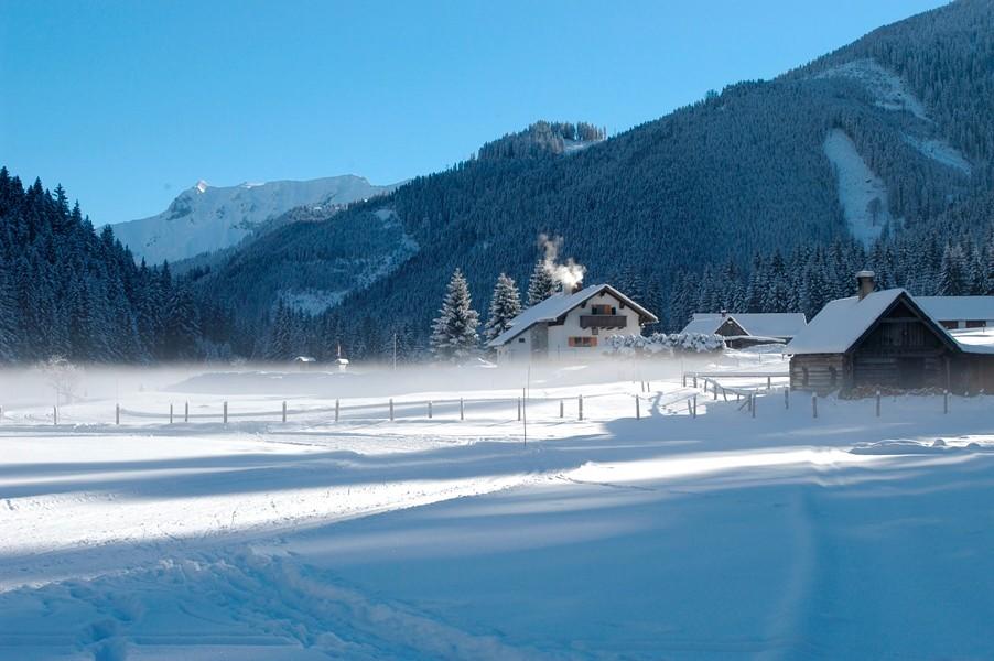 Eisenerzer Ramsau - ein Winter- und Langlaufparadies