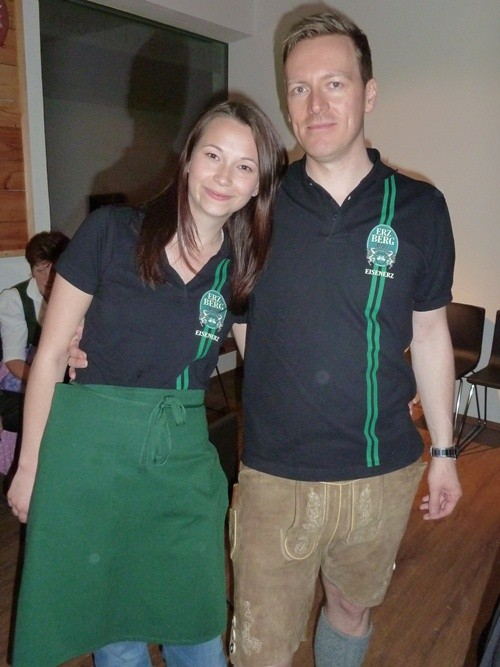 Teresa & Andreas