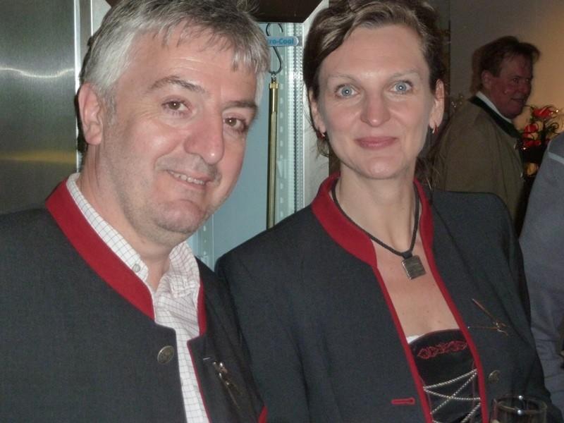 Unsere Gastbrauer Peter und Karin Bruckner