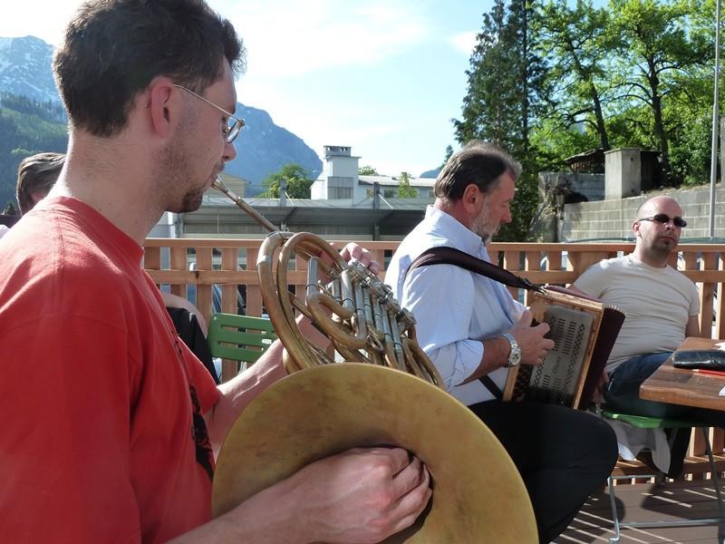 ...und dem aflenzerisch/wienerischen Hornisten