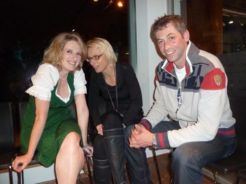 K.Talaber und unsere Schwyzer Verwandten (Helgas Bruder&Schwägerin)