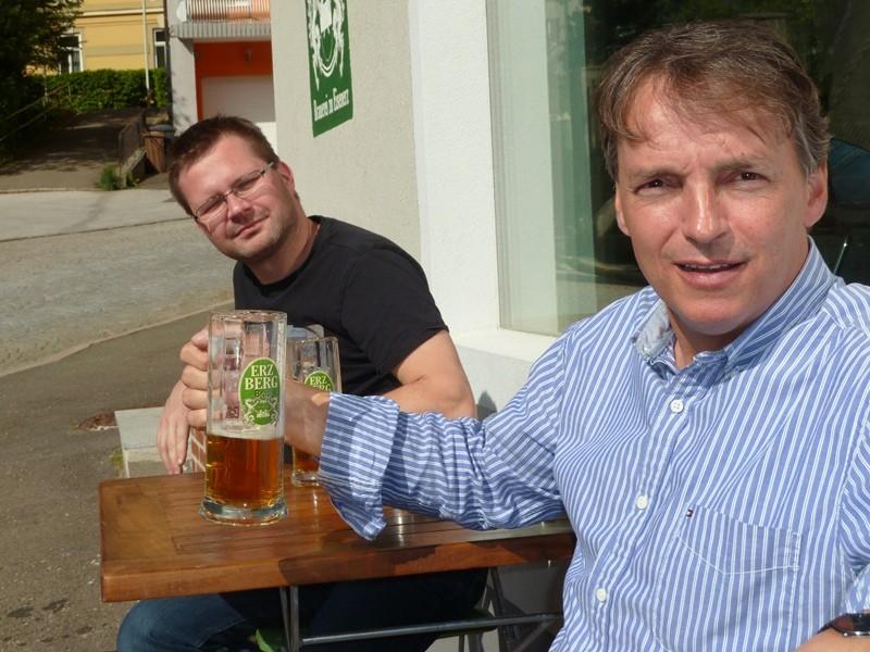 Jürgen und Hannes