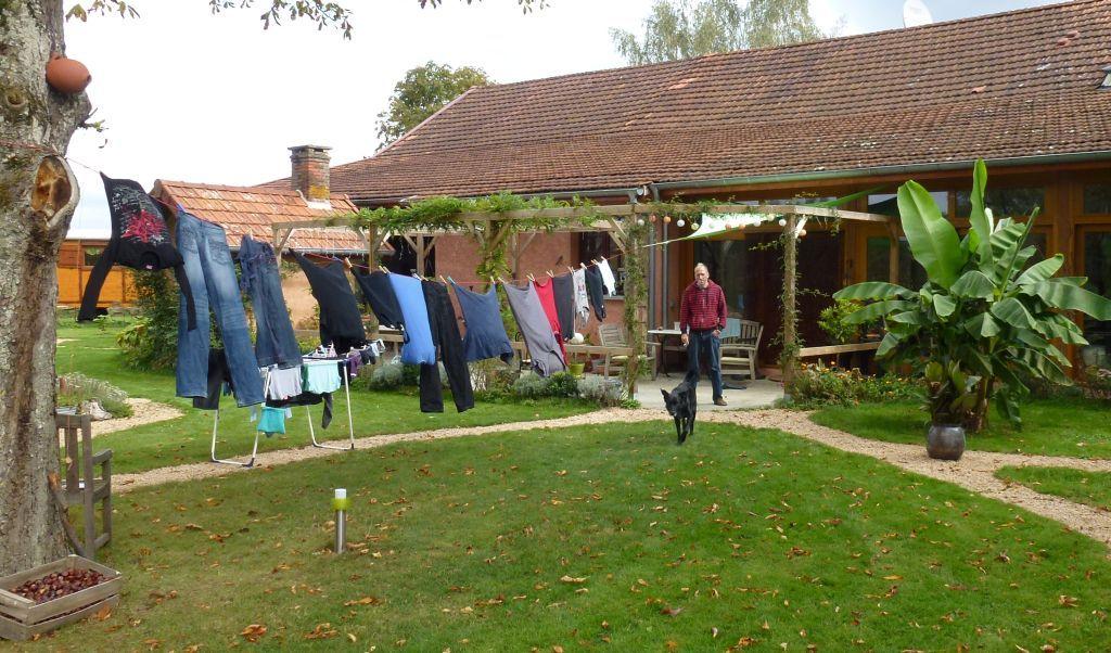 Grosse Wäsche