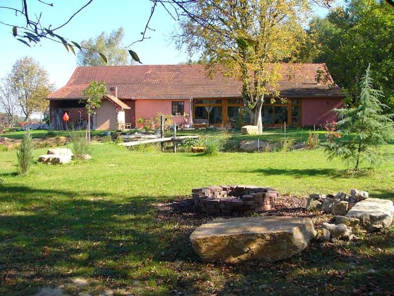 Der Grillplatz beim Birkenwäldchen