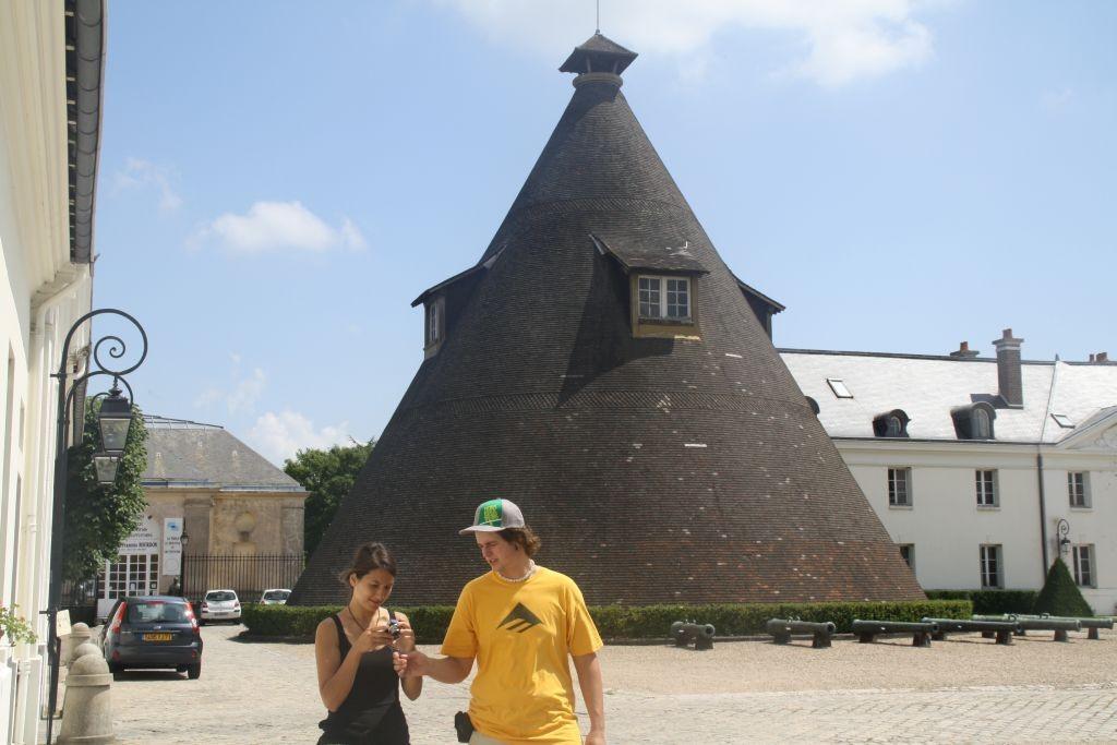 Besuch des Château de la Verrerie in Le Creusot - Ehemalige Glasmanufaktur