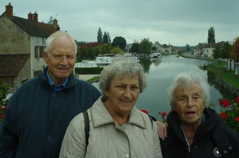 Norbert, Mama und Towaida - ihr Lieben!