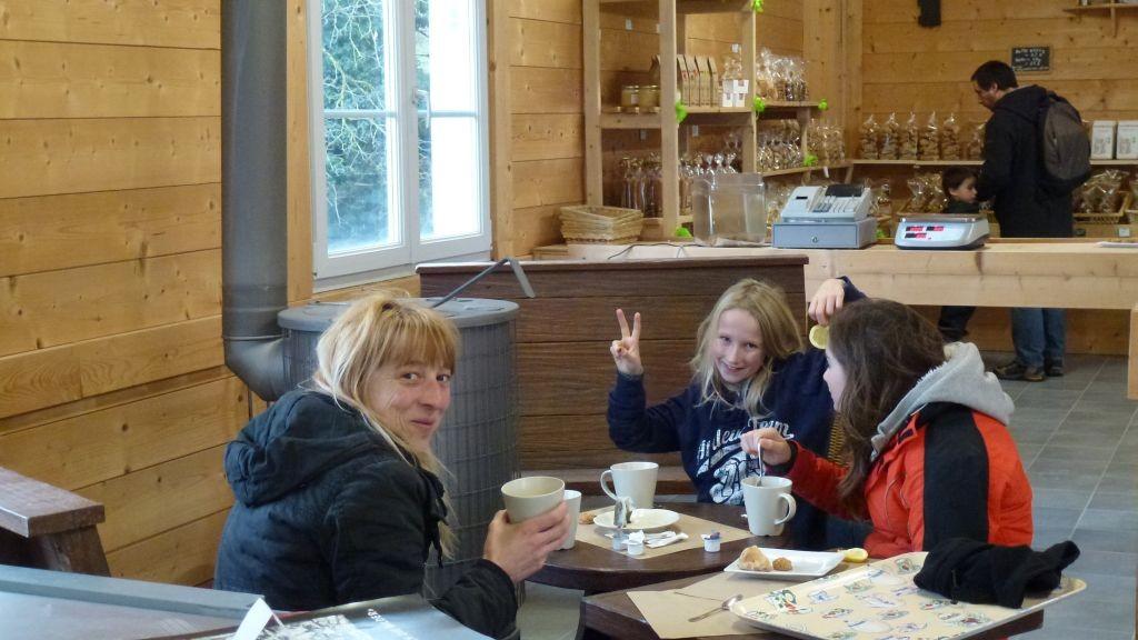 Besuch in der Bisquiterie in Cuisery