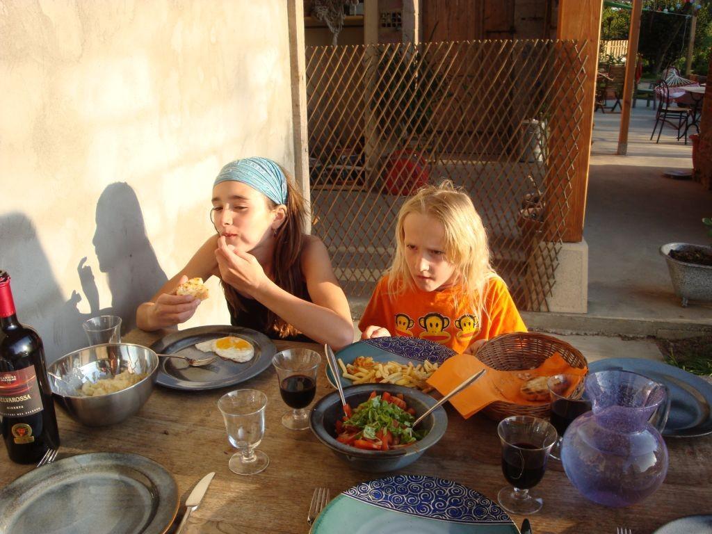 Naomi und Zora
