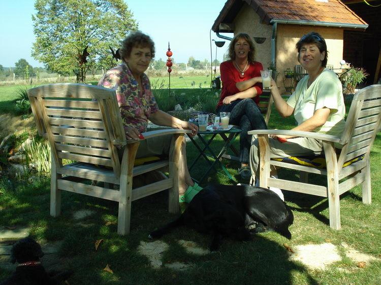 Meine Mama, ich und Claudia