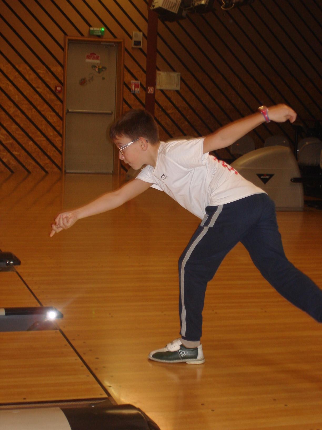 Jeune de Sénouillac au bowling
