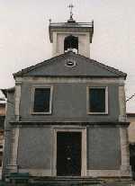 Chiesa Madonna degli Afflitti - Rione Canale