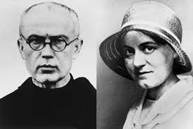 Maximilian Kolbe & Edith Stein