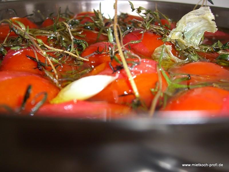konfierte Tomaten