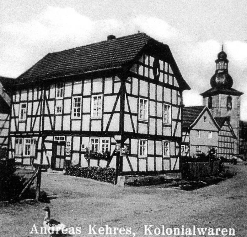 Ehemalige Synagoge in der Brunnenstraße