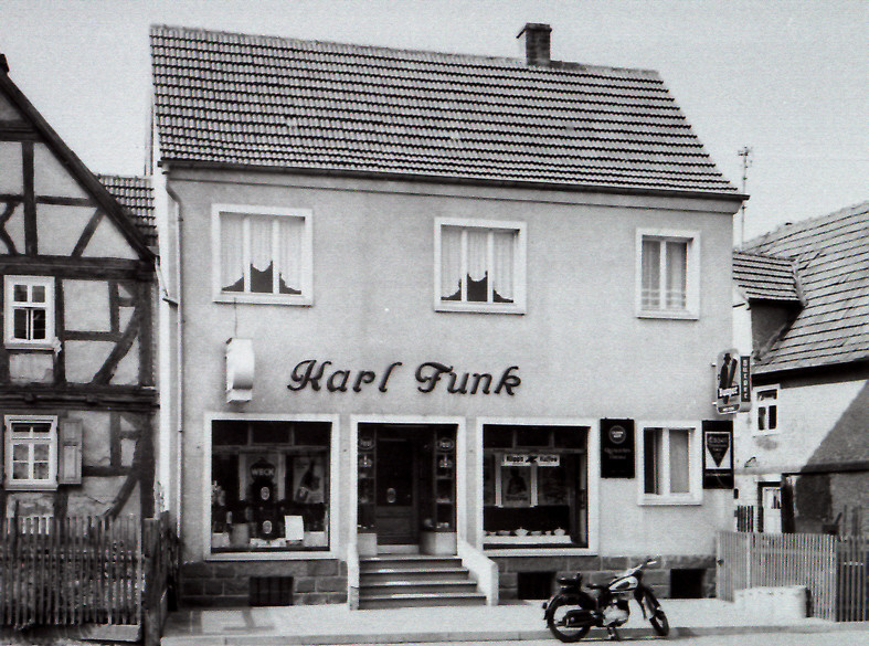 Haushaltswaren Funk, Bahnhofstraße