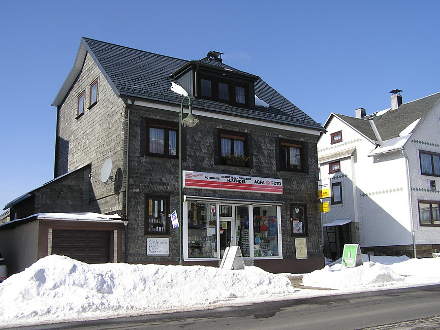 Haus Sendel - Fotodrogerie -