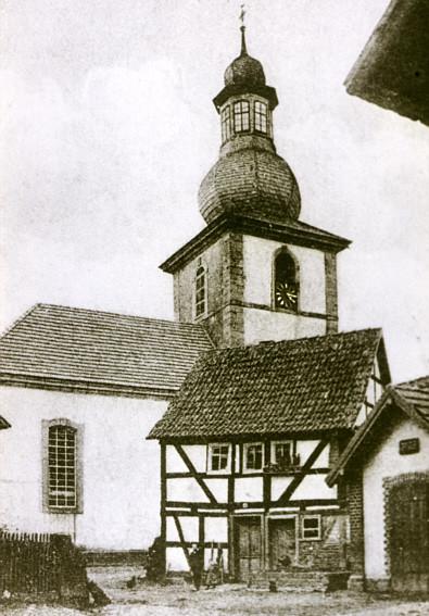 Die ehemalige Mikwe der jüd. Gemeinde wurde in den 1950er Jahren abgerissen.
