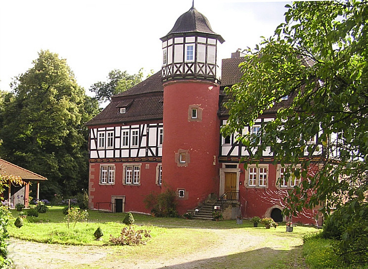 Rotes Schloss in Wehrda