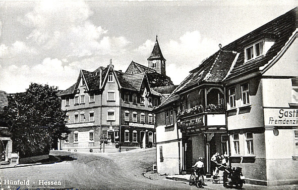 Kreuzung Fuldaerstr./Fuldaerberg/Gartenstraße