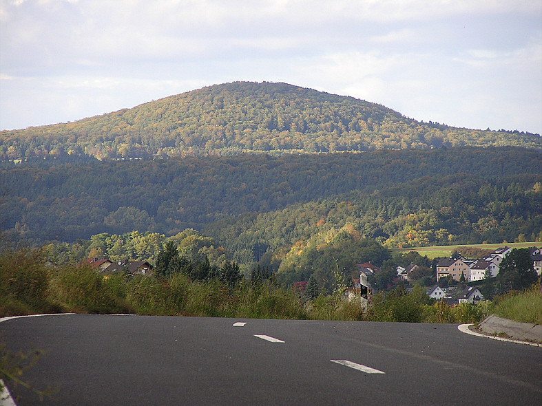 Der Stoppelsberg grüßt