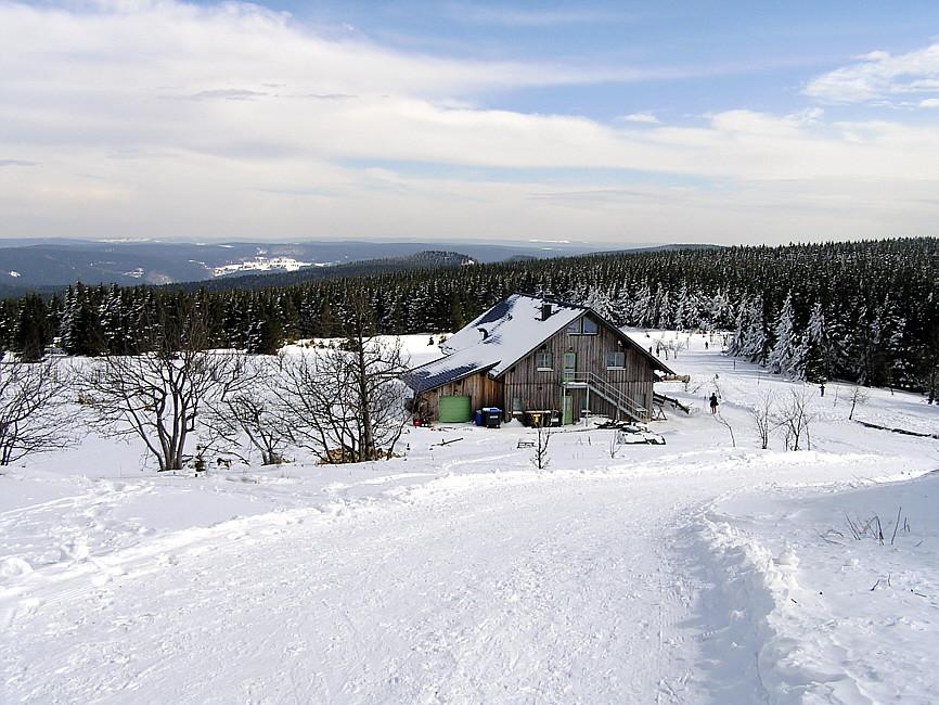 Gehlberger Hütte am Schneekopf