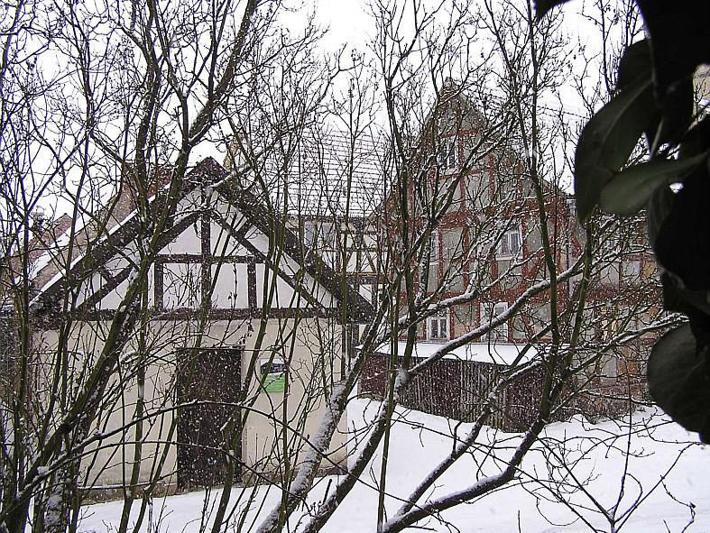 Blick aus meinem Haus