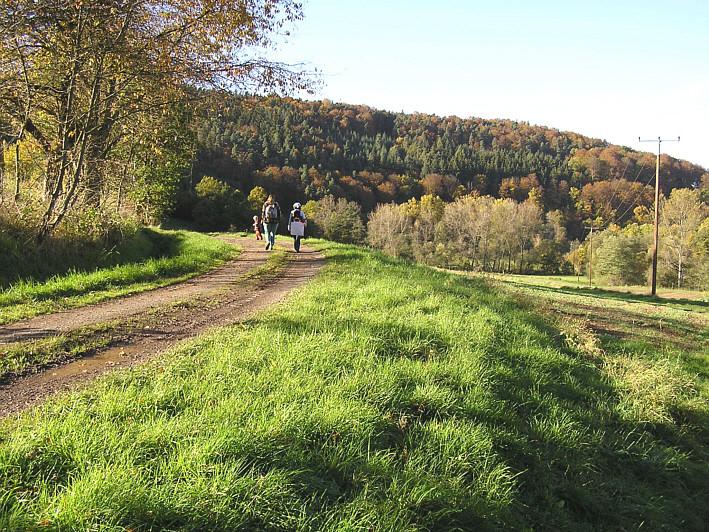 Richtung Rothenkirchen