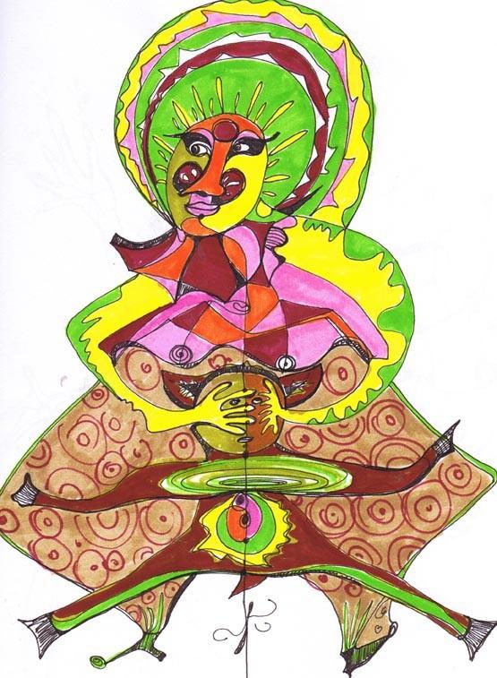Art Journal Drawing Ideas