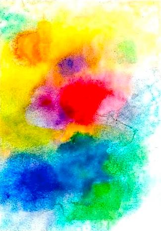 Wet-on-Wet Watercolor by Shelley Klammer