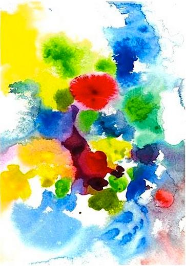 Watercolor by Shelley Klammer