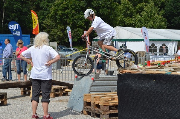 Trialbike Vöcklabruck 2014