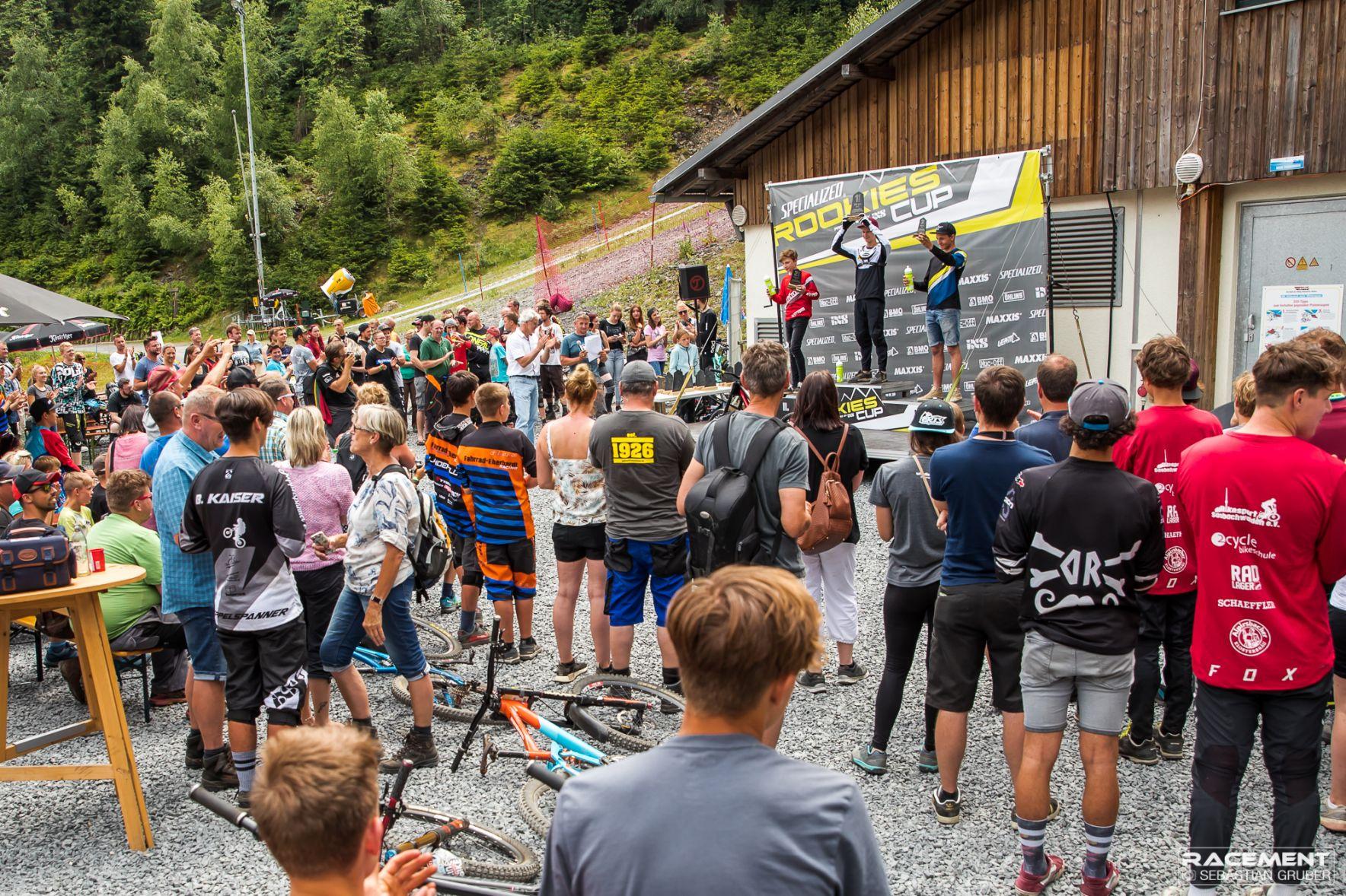 1. Platz Steinach (Deutschland) U17 2018