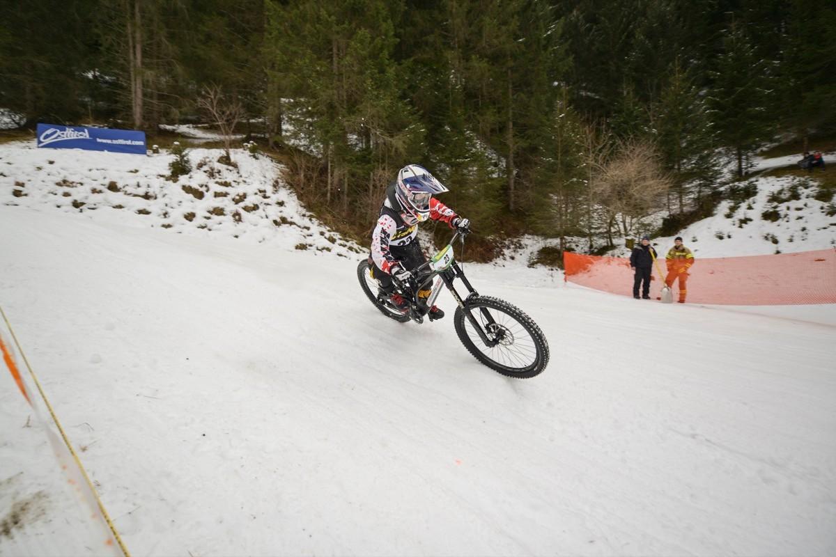3. Platz beim Lines Schneefräßn Cup 2016 von Gesamt 78 Teilnehmer