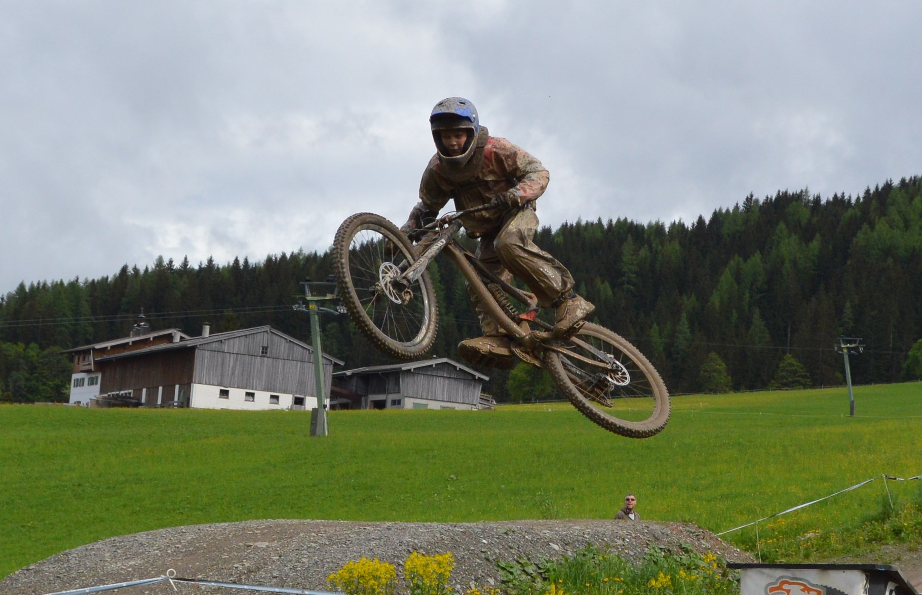 Training Leogang 2015