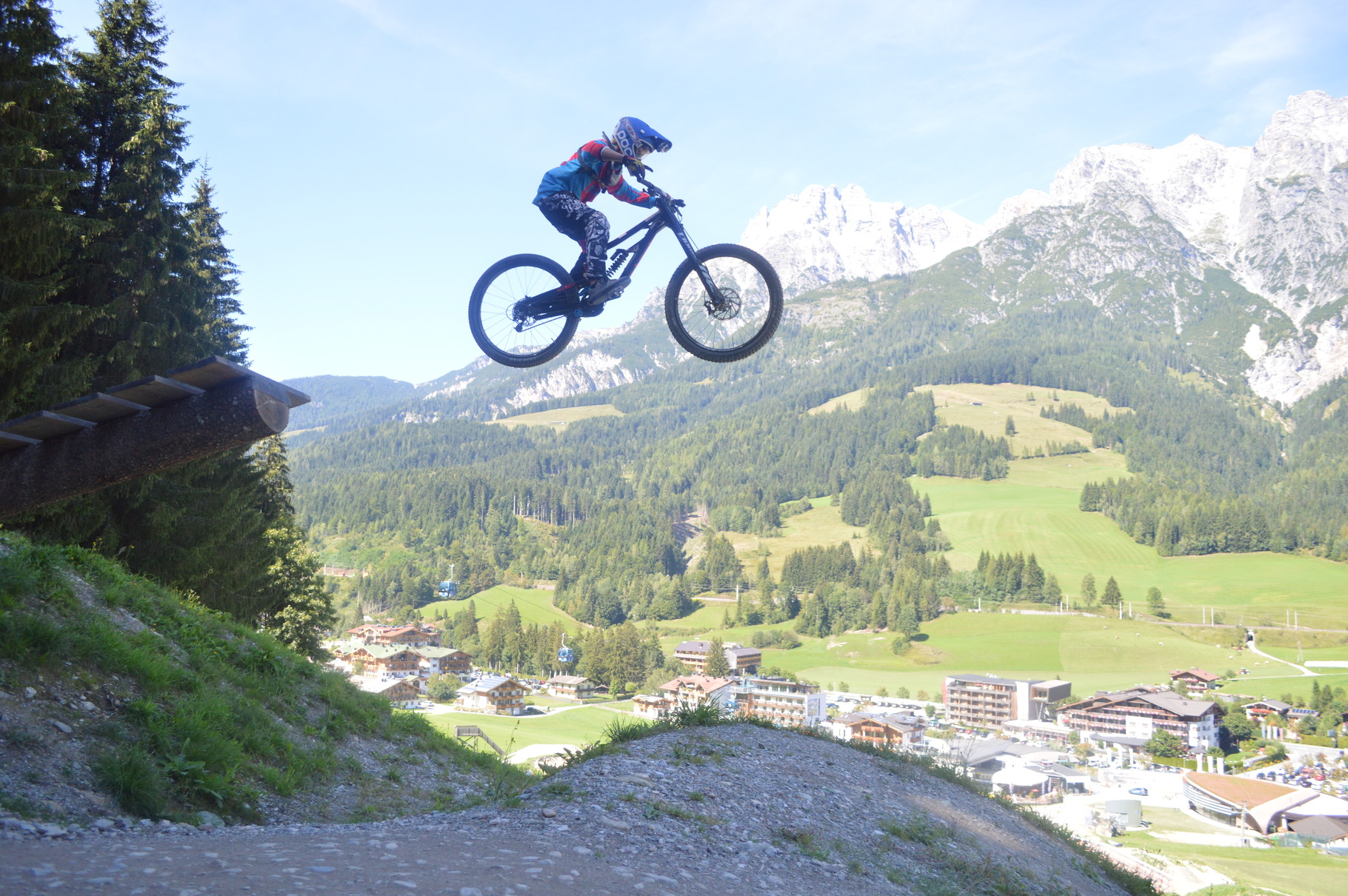 Fun in Leogang