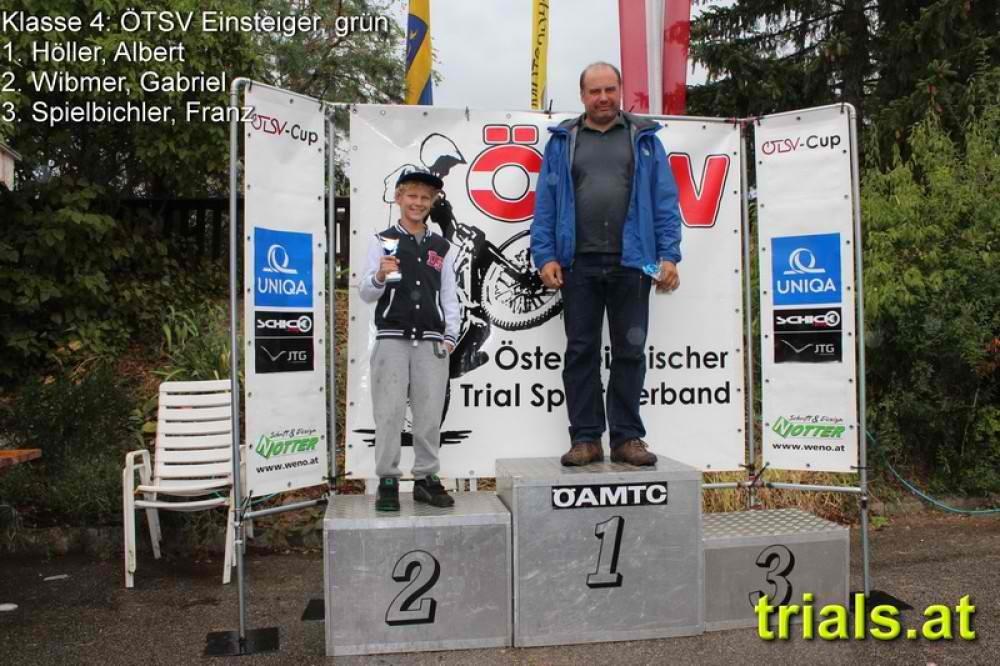 2.Platz Trial in Retz 2013